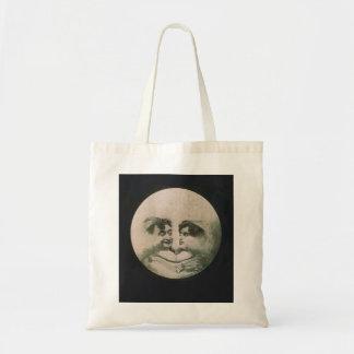 Moon Optical Illusion - So Fun Tote Bag