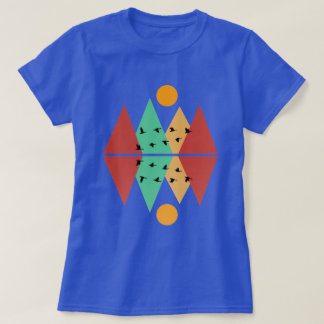 Moon Over Four Peaks #3 T-Shirt