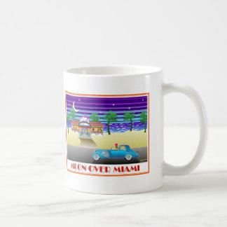 Moon Over Miami Coffee Mug