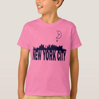 MOON OVER NEW YORK CITY T-Shirt