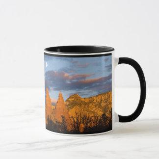 Moon over Sedona Gift Mug