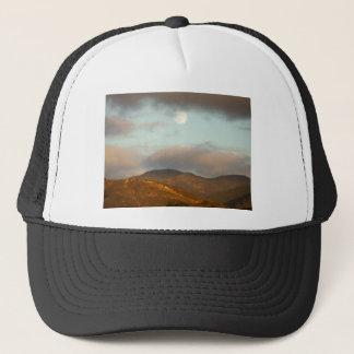 Moon over Vineyards Trucker Hat