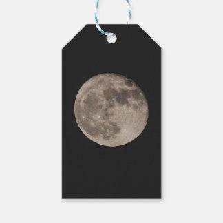 Moon Pack Of Gift Tags