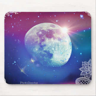 Moon Pad Mouse Pad