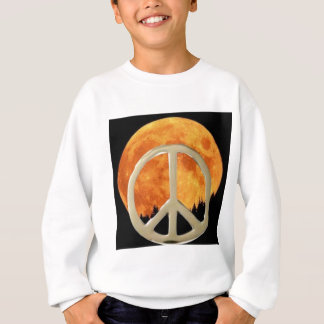 MOON PEACE SWEATSHIRT