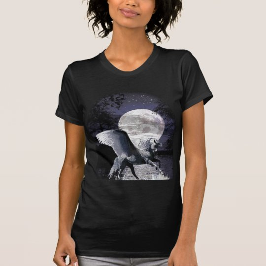 moon pegasus lake T-Shirt