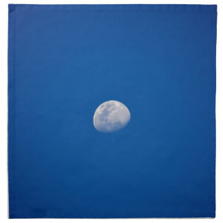 MOON PHASE DAY TIME SKY CLOTH NAPKINS