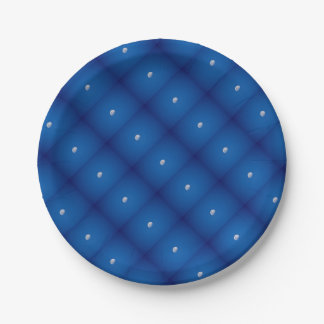MOON PHASE DAY TIME SKY PAPER PLATE