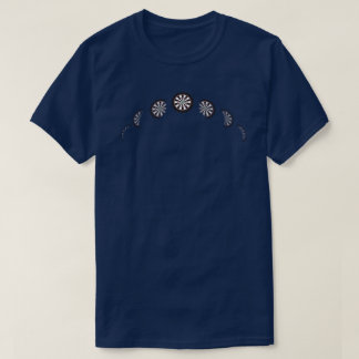 Moon Phases Darts Shirt