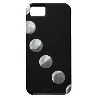 Moon phases iPhone 5 case