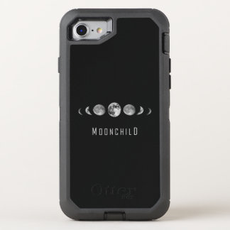 Moon Phases * Moonchild OtterBox Defender iPhone 7 Case
