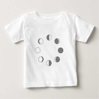 MOON PHASES T SHIRTS