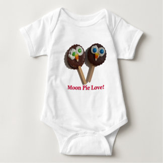 MOON PIE LOVE! BABY BODYSUIT