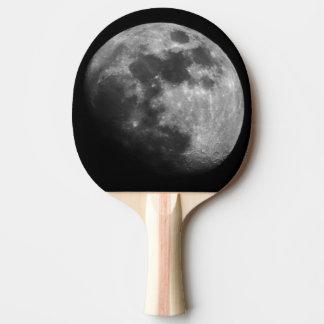 Moon Ping Pong Paddle