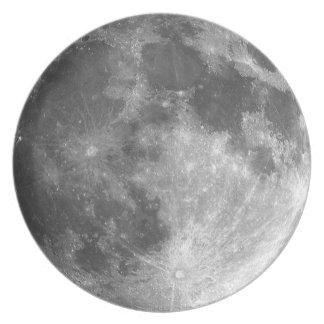 Moon Plate