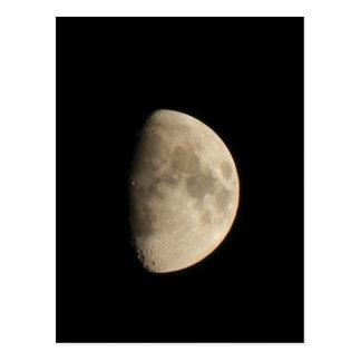 Moon Postcard