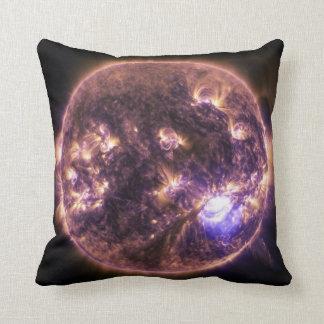 Moon Print Decorative Pillow