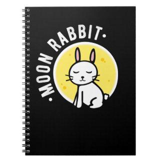 Moon rabbit notebook