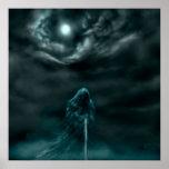 Moon Reaper Print