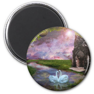 Moon River.. Magnet