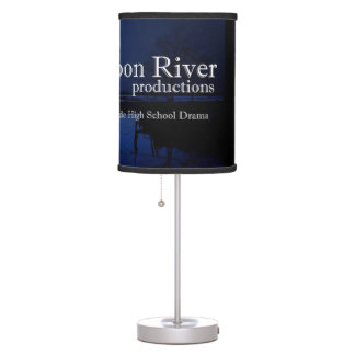 Moon River productions table lamp
