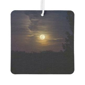 Moon Silhouette Air Freshener