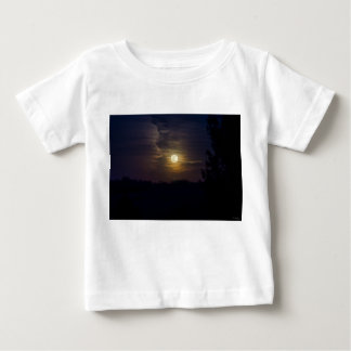 Moon Silhouette Baby T-Shirt