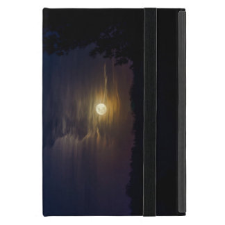 Moon Silhouette Case For iPad Mini