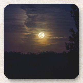 Moon Silhouette Coaster
