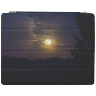Moon Silhouette iPad Cover