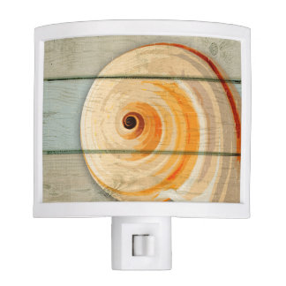 Moon Snail Night Light