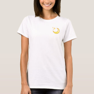 Moon & Sparkle Emoji T Shirt