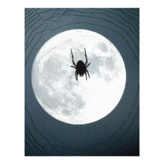 Moon spider letterhead