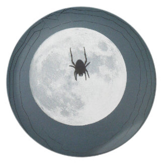 Moon spider plate