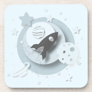 Moon & Stars Coaster Set