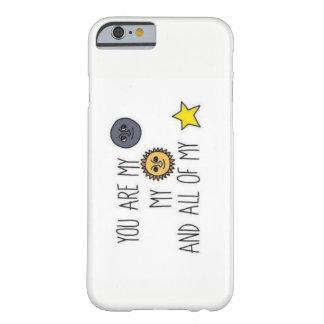 Moon & stars quote Iphone 6/6s case