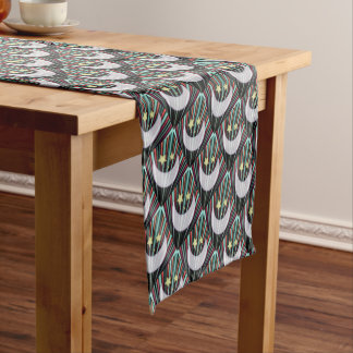 Moon, Stars, & Rising Sun Short Table Runner