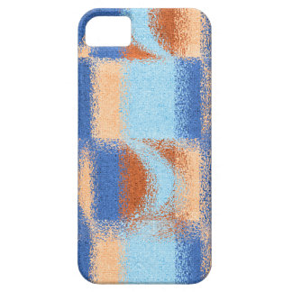 Moon Stripes Fade Pattern Case For The iPhone 5