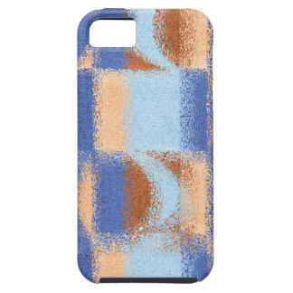 Moon Stripes Fade Pattern iPhone 5 Covers