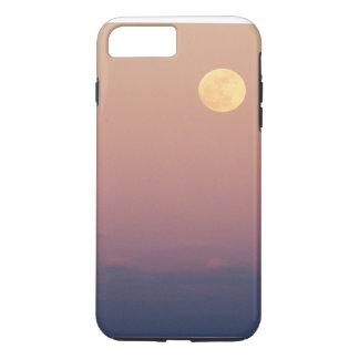moon sunset photogrpah iPhone 7 plus case