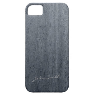 Moon Surface Custom Name iPhone 5 Case