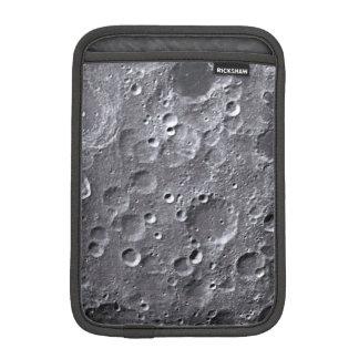 Moon surface iPad mini sleeves