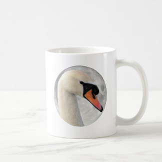 Moon Swan Coffee Mug