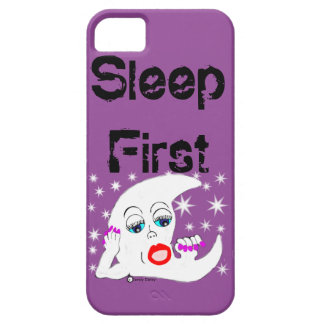 Moon, The Stars...Sleep is What We Need Case For The iPhone 5