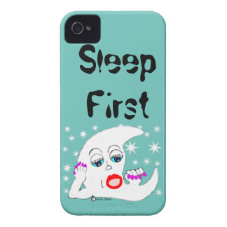 Moon, The Stars...Sleep is What We Need iPhone 4 Case-Mate Case
