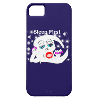 Moon, The Stars...Sleep is What We Need iPhone 5 Cases