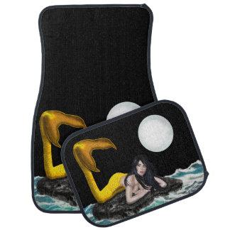 Moon Tide Mermaid Car Mats  (set of 4)