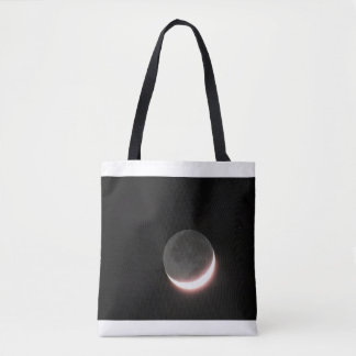 Moon Tote Bag 001