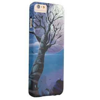 Moon Tree Barely There iPhone 6 Plus Case