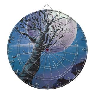 Moon Tree Dartboard